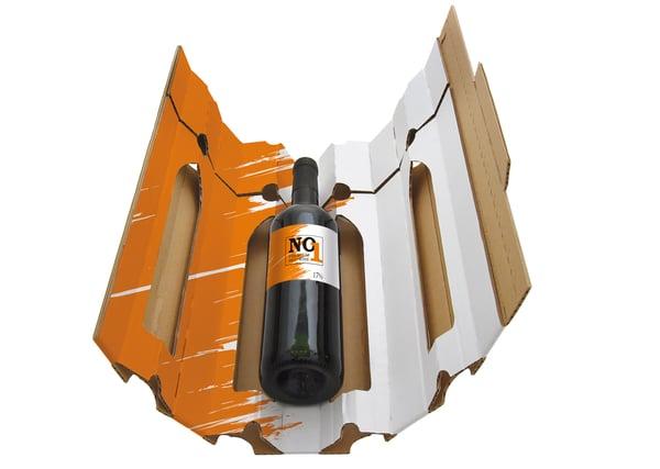 опаковка за вино онлайн 1бр