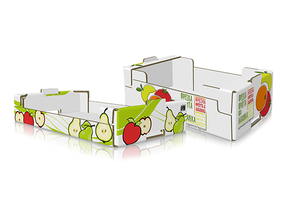 DS Smith Hungary fruits packaging