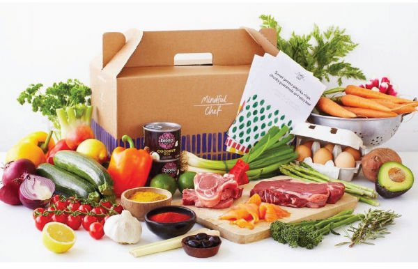 Fruit and vegetable online box
