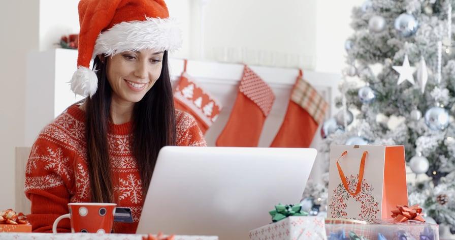 Czas dostawy prezentów świątecznych
