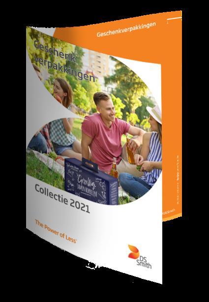 DS Smith - Stabox - COVER brochure kerst- en geschenkverpakkingen 2021